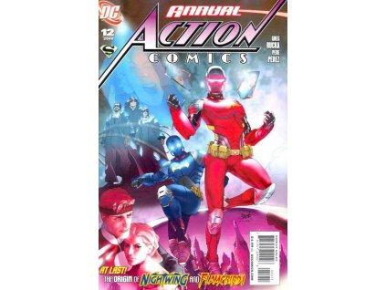 Action Comics ANNUAL #012