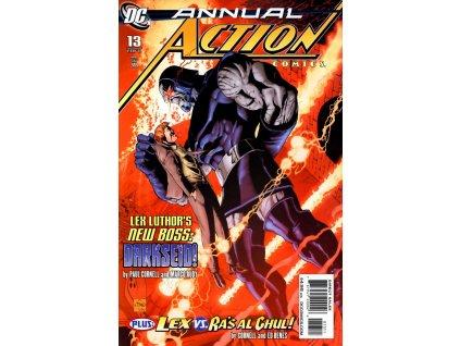 Action Comics ANNUAL #013