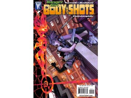 Danger Girl: Body Shots #02