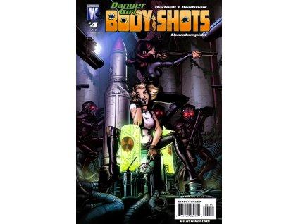 Danger Girl: Body Shots #04