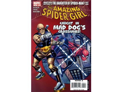 Amazing Spider-Girl #004