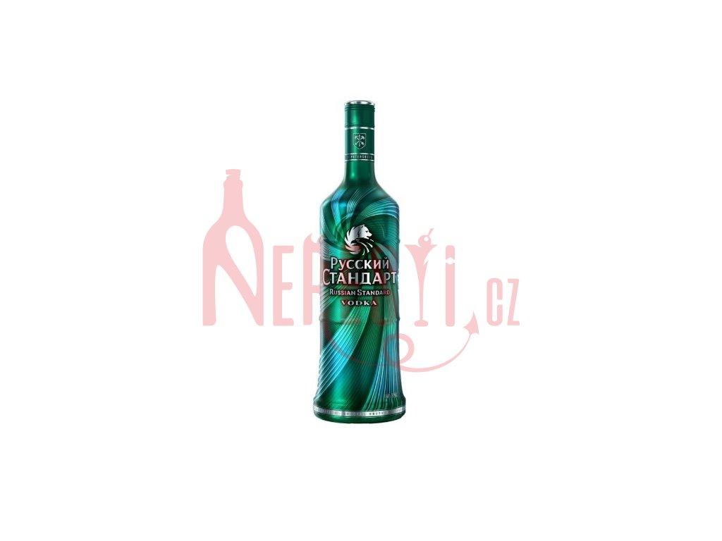 Vodka Russian Standard Malachite