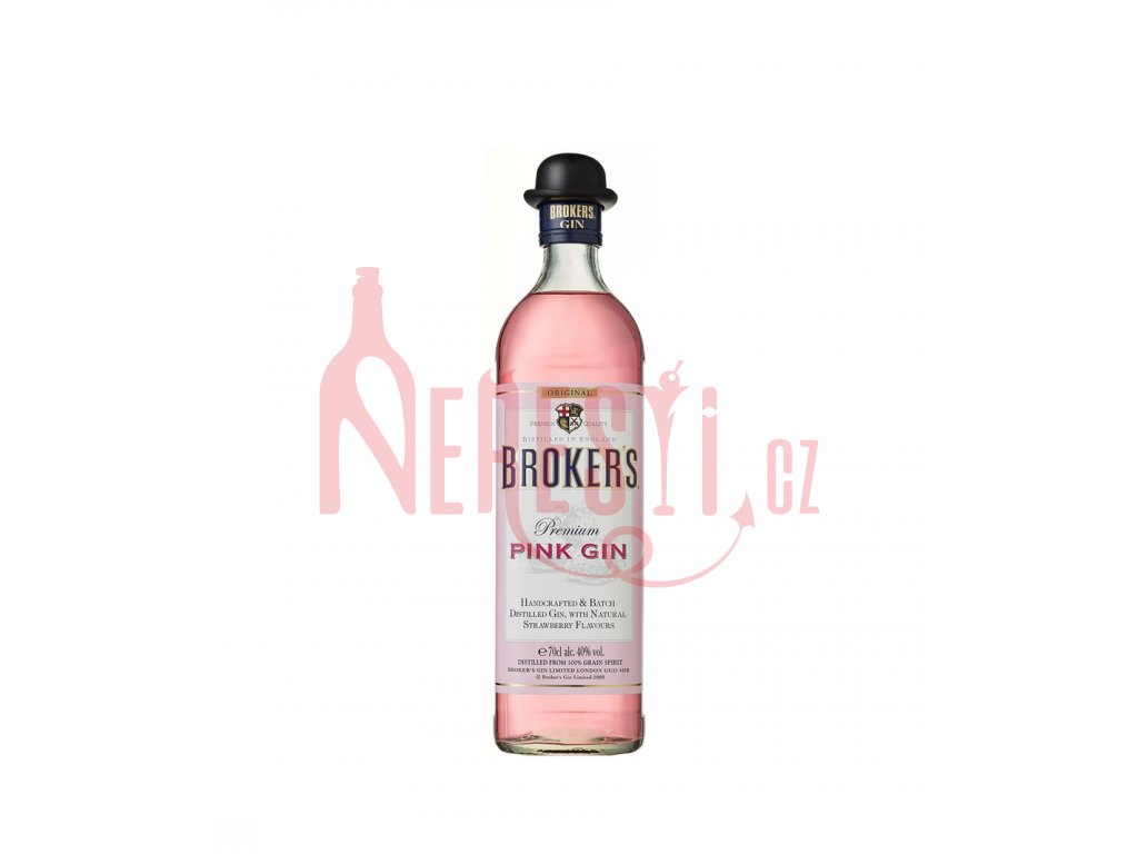 2560 brokers pink gin