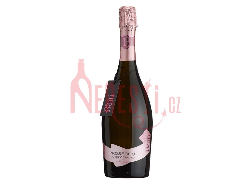 Prosecco BD Rosé Brutt 1,5 l MAGNUM DOC krabička
