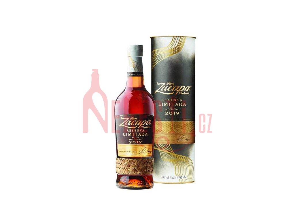 2794 zacapa limitada 2019 bottle box