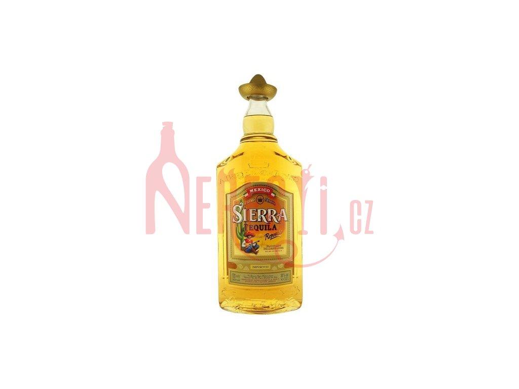 Tequila Sierra gold 38% 3 l