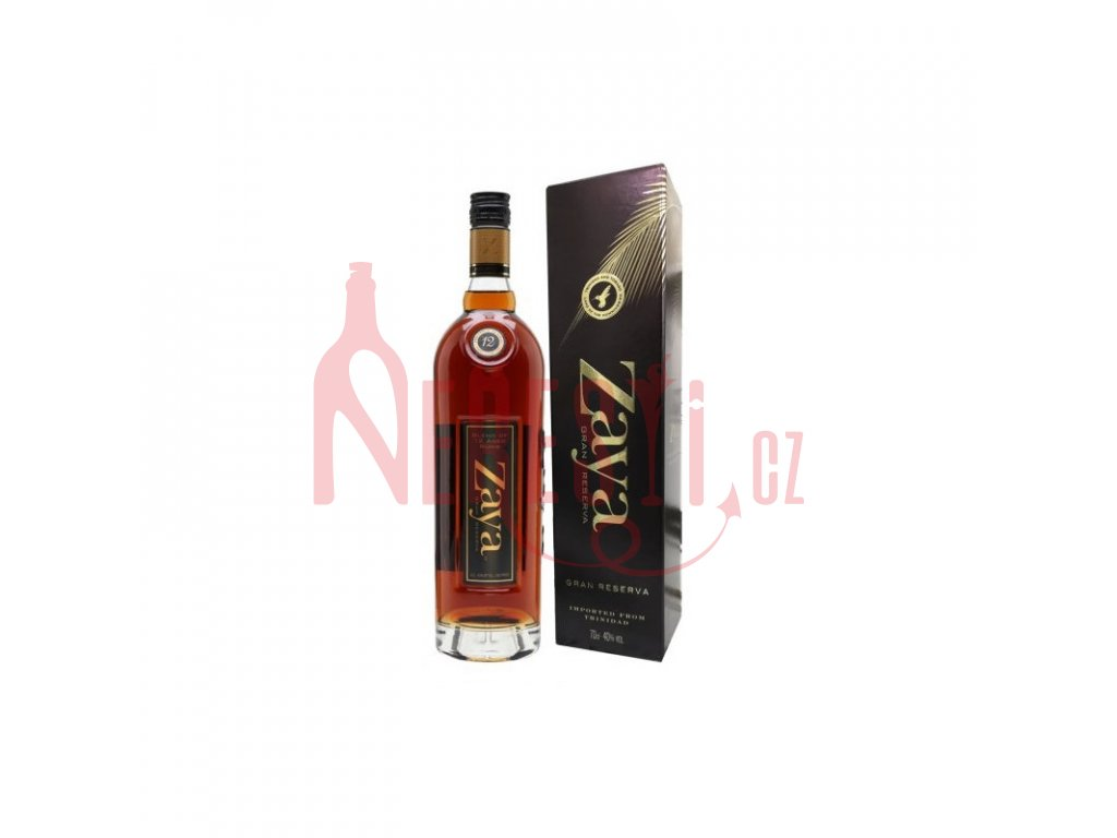 zaya anejo gran reserva blended rum 12yo 07l