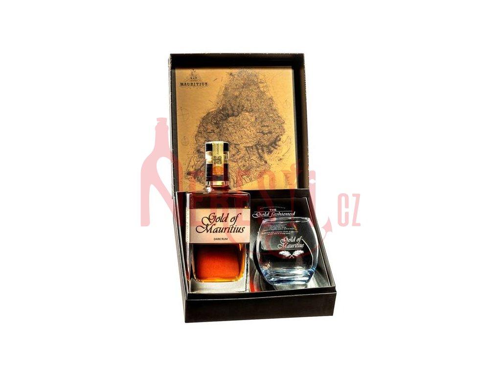 2683 gold of mauritius giftbox