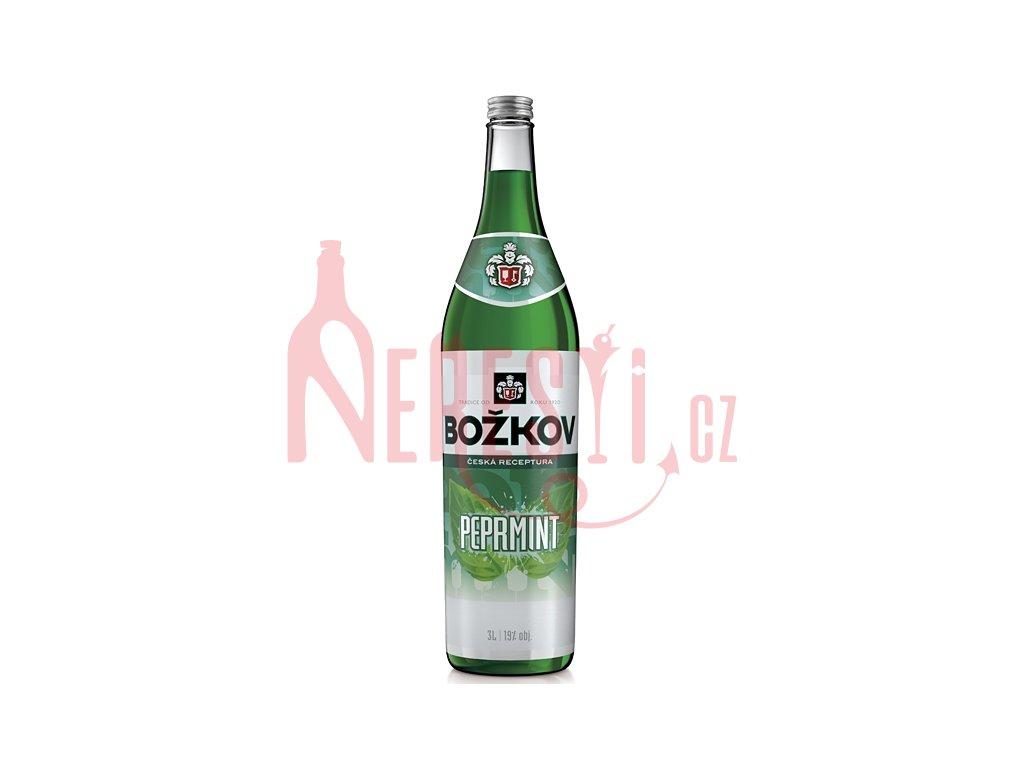 Peprmint likér 3l