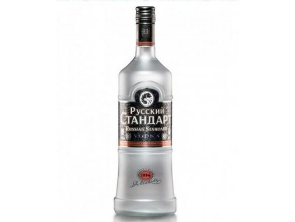 Vodka Russian Standard 40% 1 l