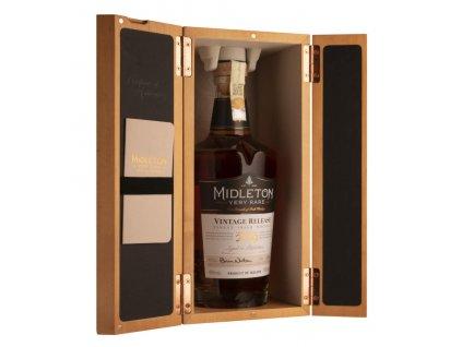 Whiskey irish Midleton 2019 very rare 40% 0,7 krabička