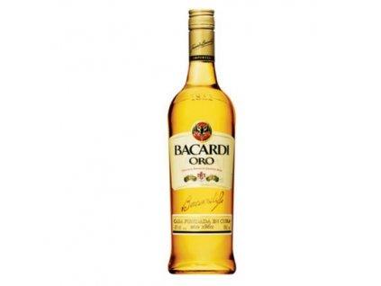 Bacardi Oro