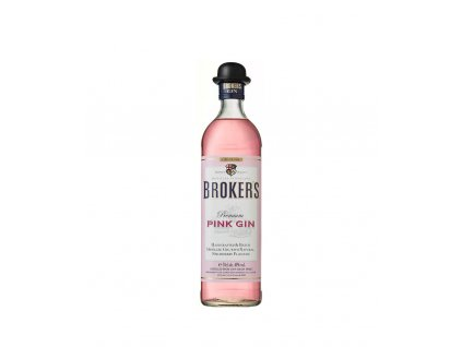 2560 brokers pink gin