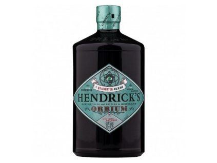 gin hendricks orbium 0 7 l 43 4
