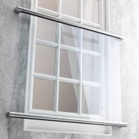 Zábradlí pro francouzská okna