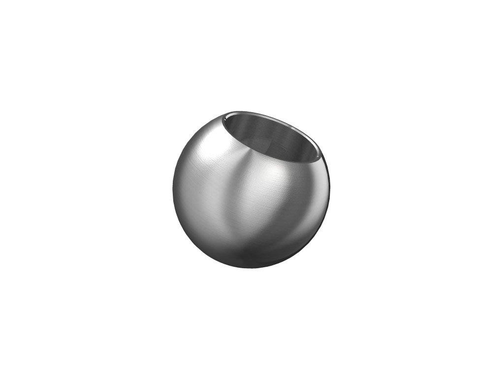 Koule - zakončení tyče Ø16 mm, broušená