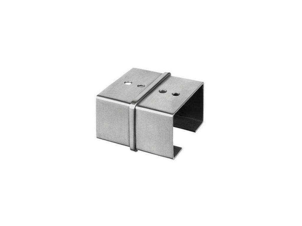 Nerezová spojka madla - JP 40x40mm