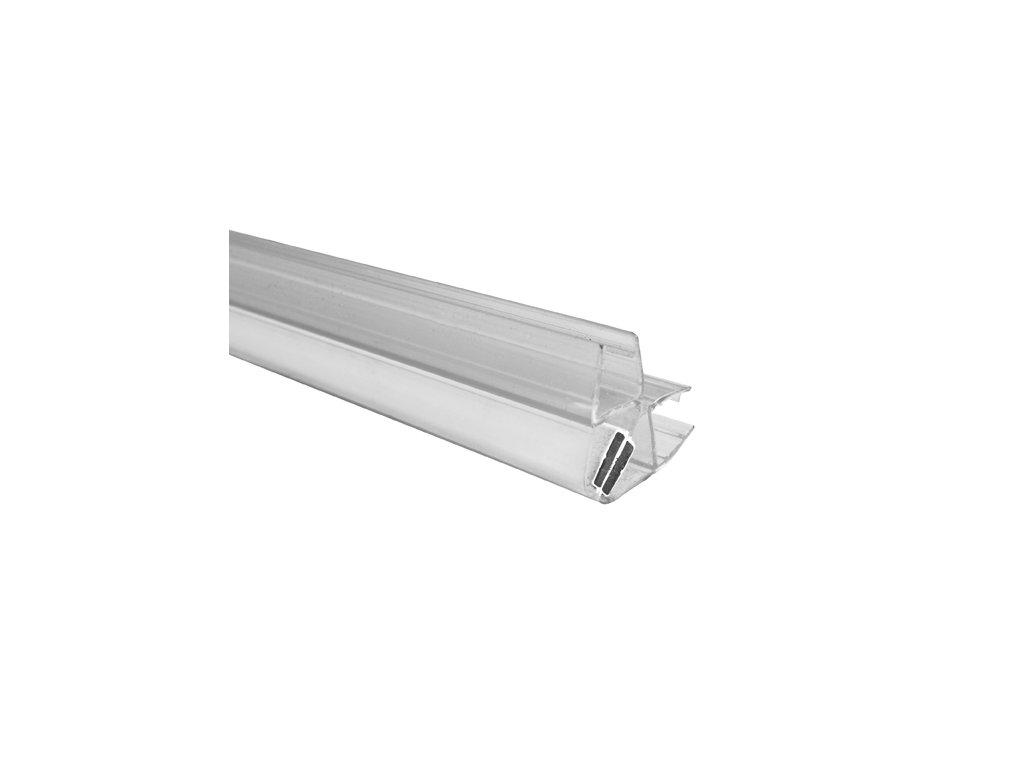 Těsnící lišta magnetická 90.stup PVC, T10/L 2200m
