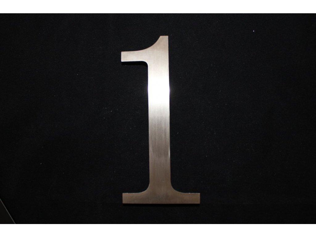 Číslo popisné - 1