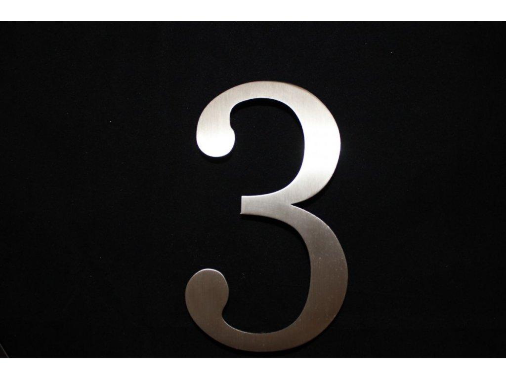 Číslo popisné - 3