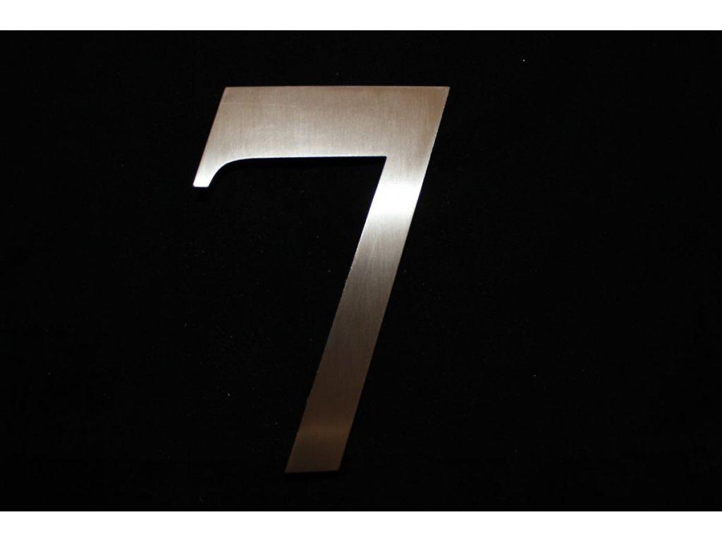 Číslo popisné - 7