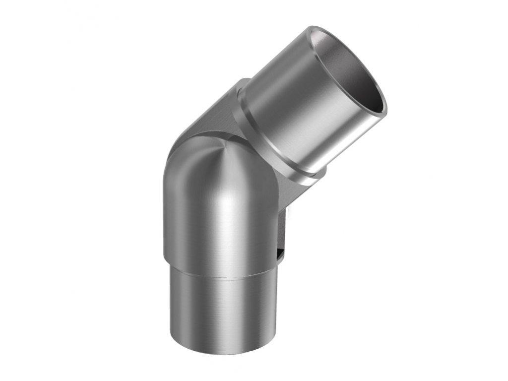 Kloubový spoj pro Ø42,4 x 2,0 mm, AISI 316 leštěný