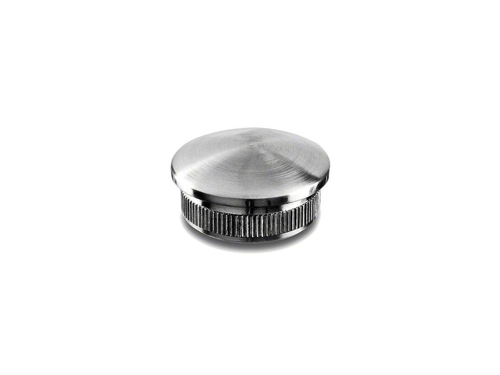 Vypouklá záslepka pro trubku Ø14 x 1.00 mm, broušená