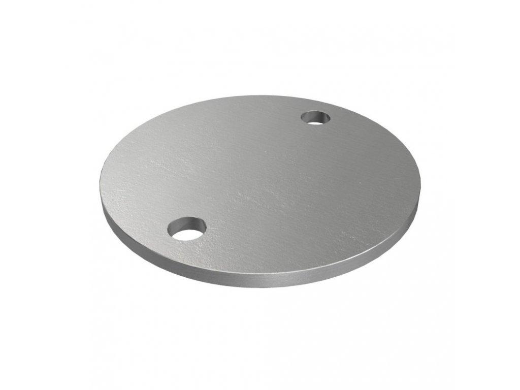 Montážní kroužek Ø80 x 6 mm, brus