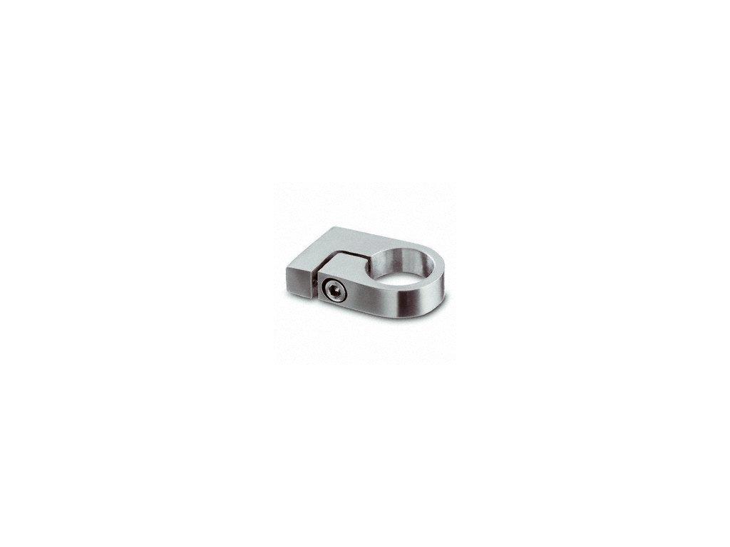 Úchyt sloupku Ø48,3 mm, brus