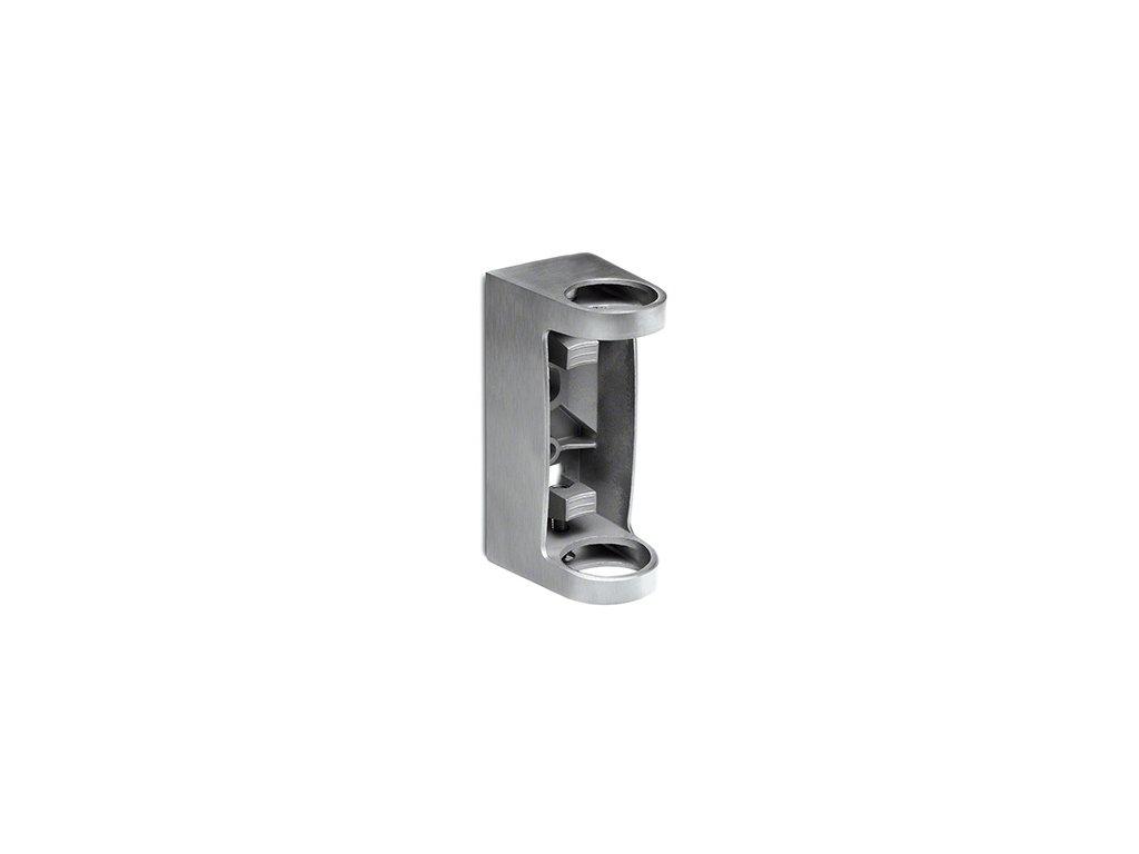 Kotvení sloupku Ø48,3 mm na zeď, AISI 304