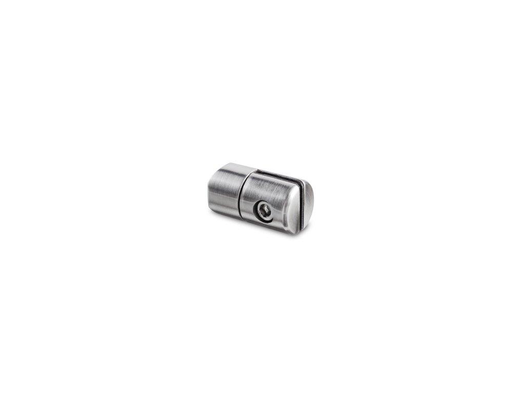 Držák pro plech od 1,5 do 4 mm, kotvení na sloupek Ø33,7 mm