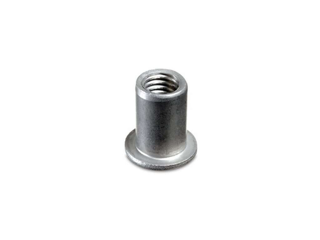 Nýtovací matice M10 x 21 mm, AISI 316