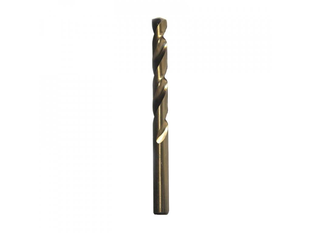 Kobaltový vrták, vyvrtaný otvor Ø10,0 mm