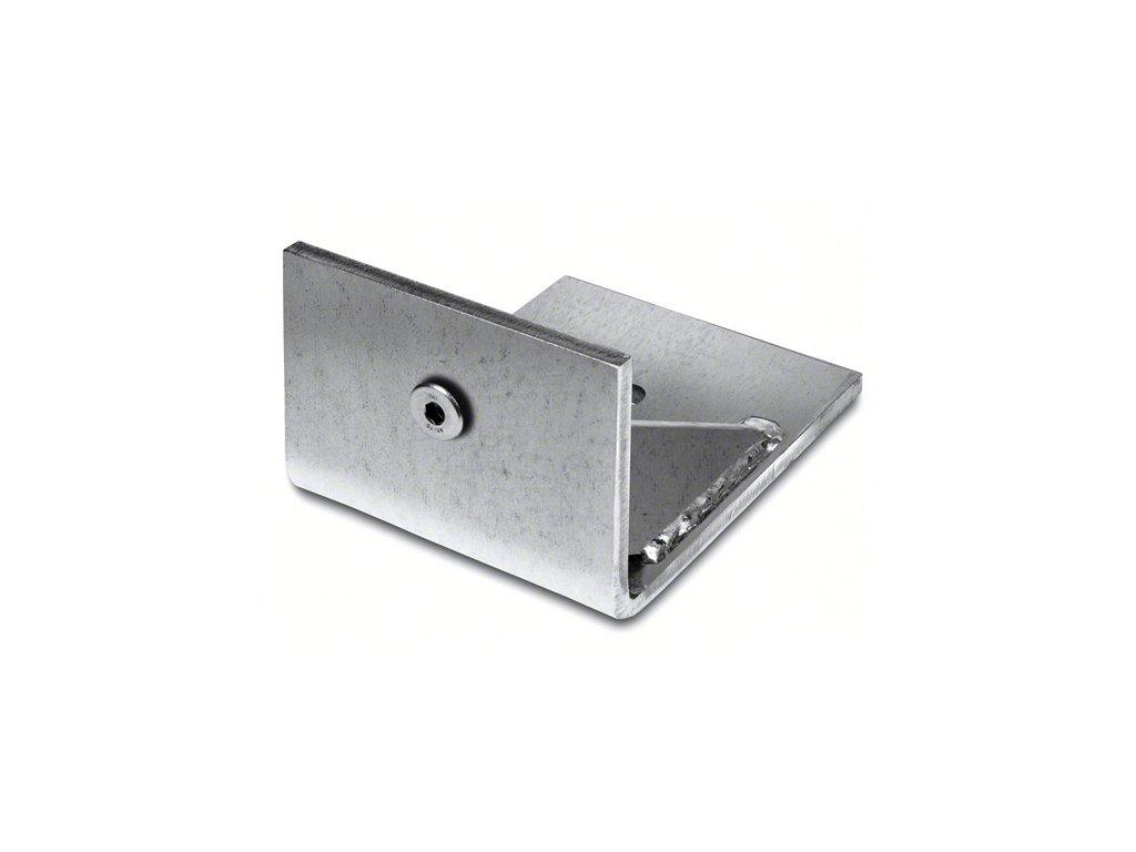 Skrytá montážní deska 120x150x10 mm