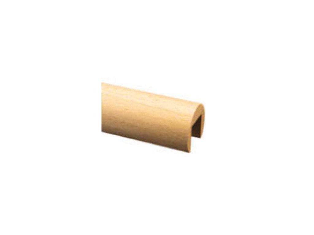 Dřevěné madlo Ø42,0 x 2500 mm, buk