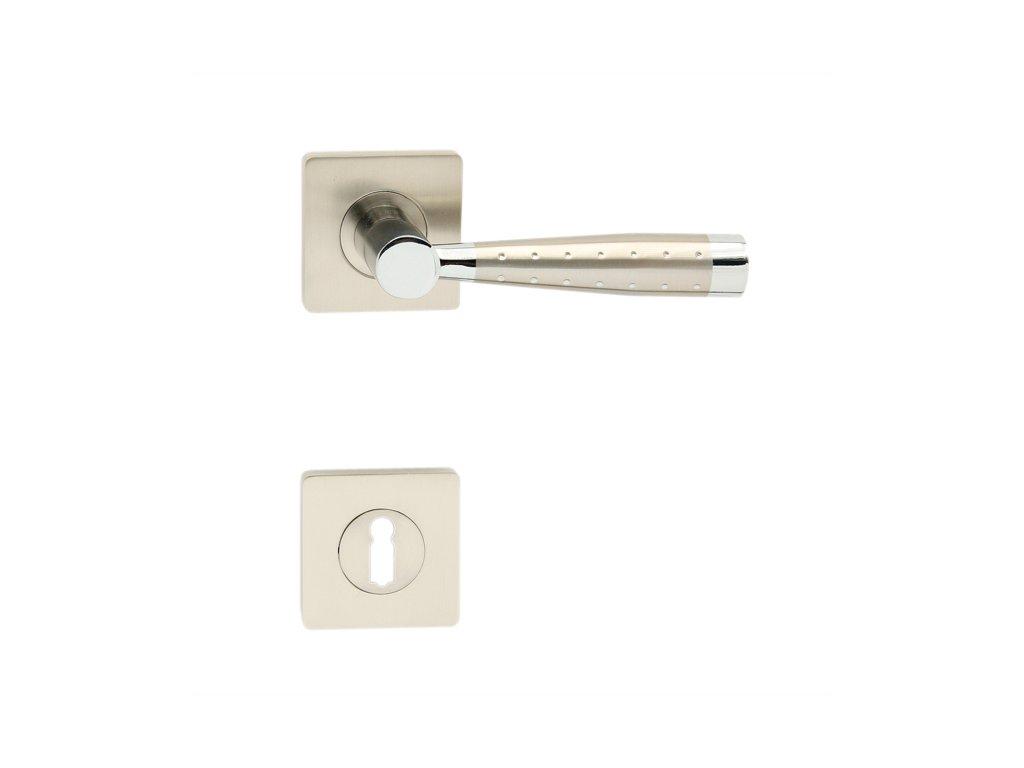 Kování Cobra VIKI S Provedení: (Provedení WC - klika/klika s otvorem pro WC, koupelna)