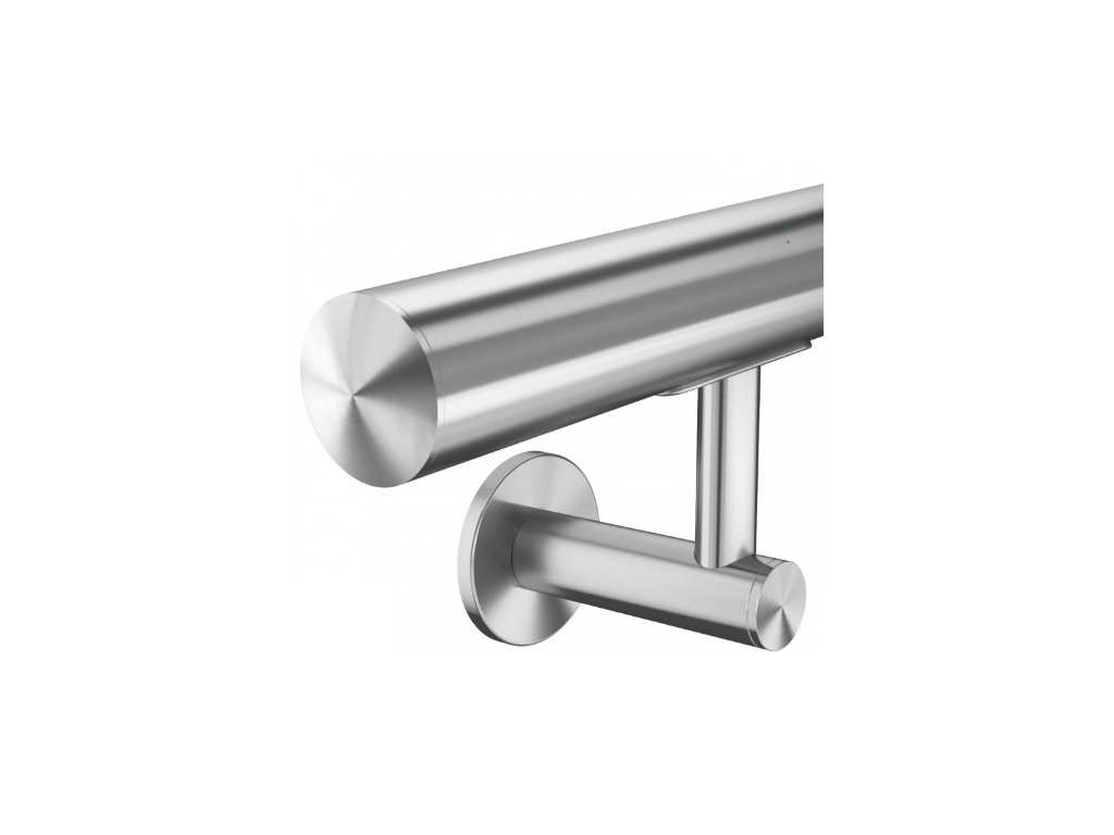 Madlo z nerezové oceli pr. 42,4mm komplet - model 0142