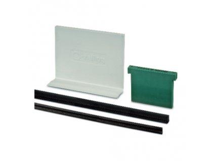 Sada klínů a těsnění pro Easy Glass ECO profily, délka: 5000m