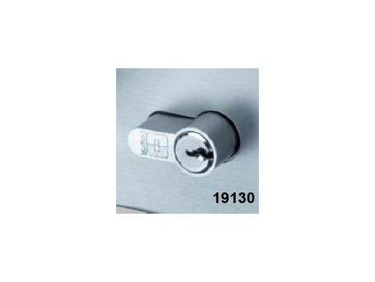 Fabka pro zámek na skleněné dveře typ 19130