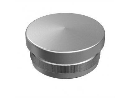 Vypouklá záslepka pro trubku Ø48,3 x 2,0 mm, broušená