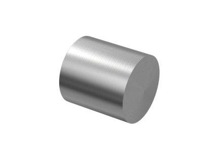 Vnější záslepka pro trubku Ø16 mm, broušená