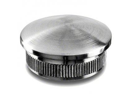 Vypouklá záslepka pro trubku Ø12 x 1.00 mm, broušená