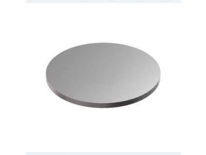 Záslepka Ø50,8 x 2 mm, surová