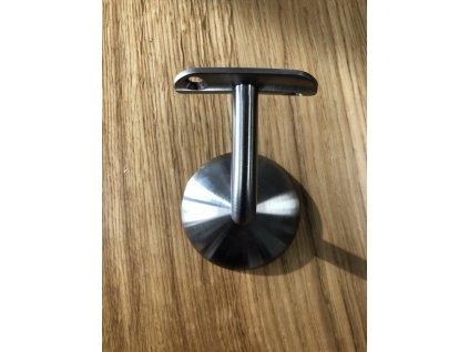 Držák madla pro montáž na zeď, pro zábradlí Ø42,4 mm (ruční výroba)