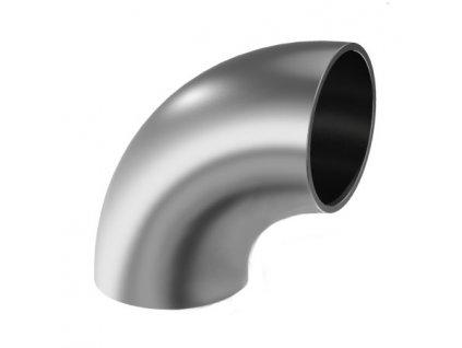 Koleno 90° pro trubku Ø33,7 x 2,0 mm, broušené