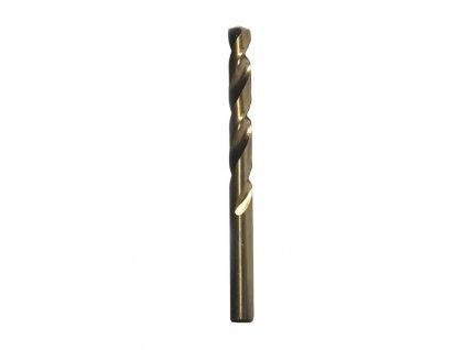 Kobaltový vrták, vyvrtaný otvor Ø5,2 mm