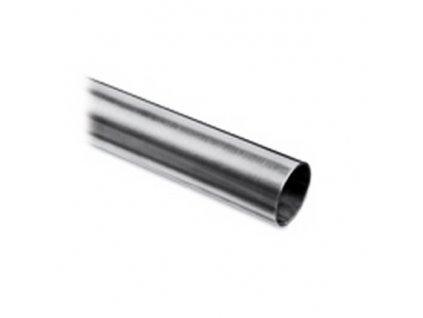 Nerezová trubka pr. 20 x 2,0 mm, délka 3000 mm, AISI 304