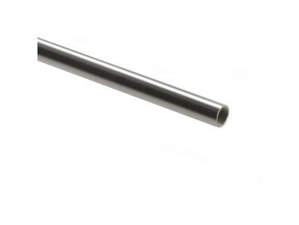 Nerezová trubka pr. 12 x 1,0 mm, délka 2500mm, AISI 304