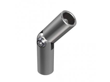 Kloubové spoje (od -90° do + 90°) pro Ø12 mm