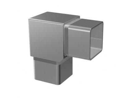 Spoj 90° pro profil 40 x 40 x 2 mm